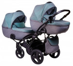 Коляска 2 в 1 для двойни Tako Jumper Duo R-4 06