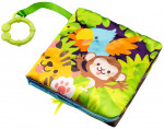 Игрушка Labebe Jungle Adventure Soft book  0m+ HYO41409